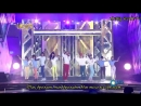 [Live]Shinee[Minho, Taemin]  Super Junior[Leeteuk, Heechul, Sungmin] – Gee [Cov