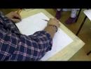самые лучшие упражнения для постановки руки для рисования ровных линий для глазомера