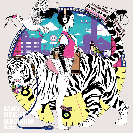 Asian Kung-Fu Generation альбом Re: Re: