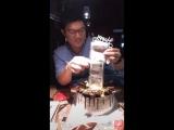 Самый правильный торт на день рождения
