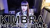 Kimbra - PRESHOW RITUALS Ep. 398