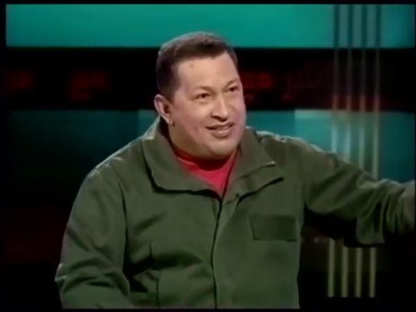 Chávez invicto ¡Yo sólo soy un soldado que lucha por la libertad de un pueblo!