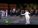 Мирей Матьё и Dance Show Testa Андрей Петрушенков и Анастасия Монахова