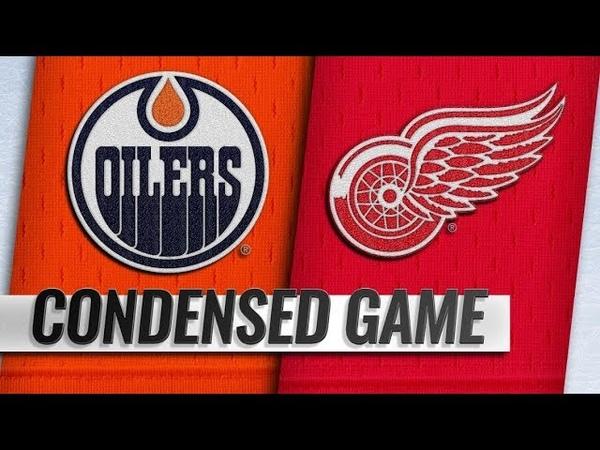 Edmonton Oilers vs Detroit Red Wings | Nov.03, 2018 | Game Highlights | NHL 2018/19 | Обзор матча