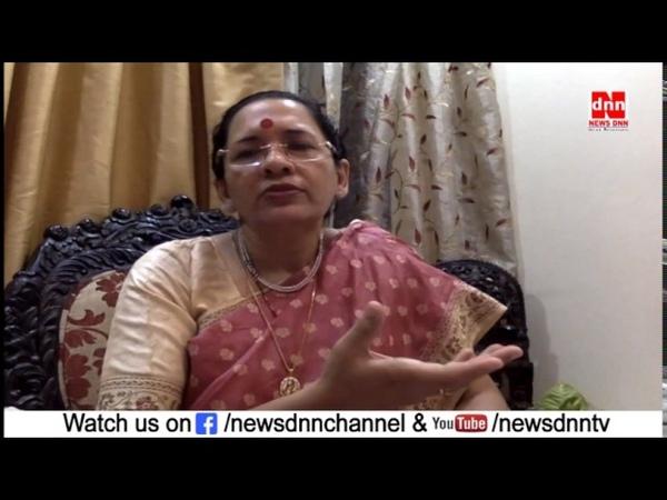 Medical Benefits Of Sahaja Yoga :Dr. Madhur Rai