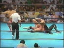 1991 07 18 Kenta Kobashi Johnny Ace c vs Joel Deaton Billy Black CLIPPED