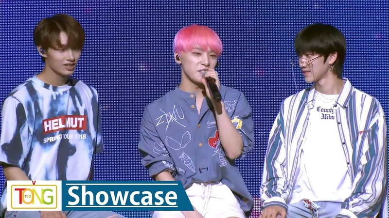 [180716] Seventeen (세븐틴): Oh My! Killing Parts @ 5th Mini Album You Make My Day Showcase For Press