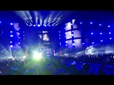 Avicii's unreleased track 'Heaven' played by Nicky Romero at Ultra Singapore!