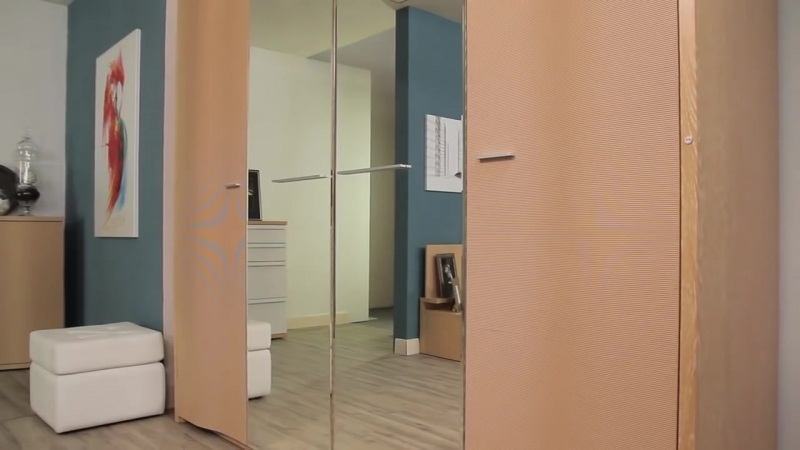 Спальня коллекции Элеонора Мебель Лазурит