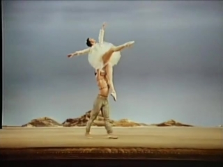 1963 Le Corsaire PDD (movie), Margot Fonteyn (Medora), Rudolf Nureyev (Ali) - Маргот Фонтейн (Медора), Рудольф Нуриев (Али)