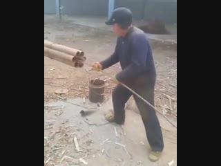 Инструмент для разматывания троса - Заметки строителя