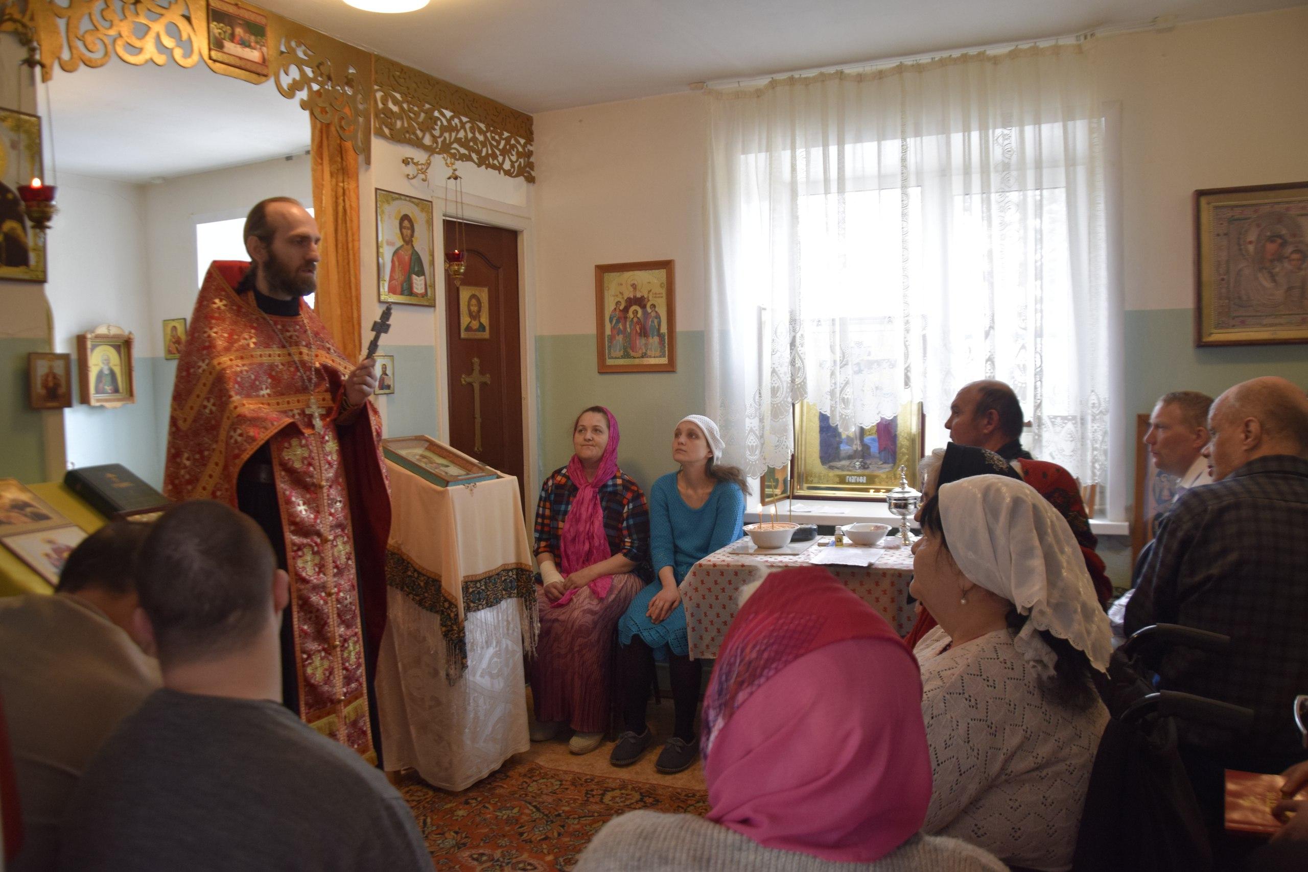 Пансионат престарелых с храмом адреса домов престарелых по нижегородской области