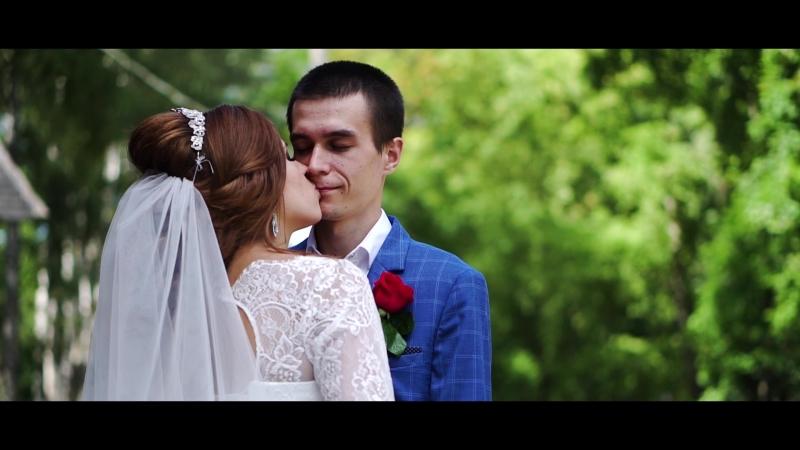 Свадьба Баженовых Михаил и Татьяна