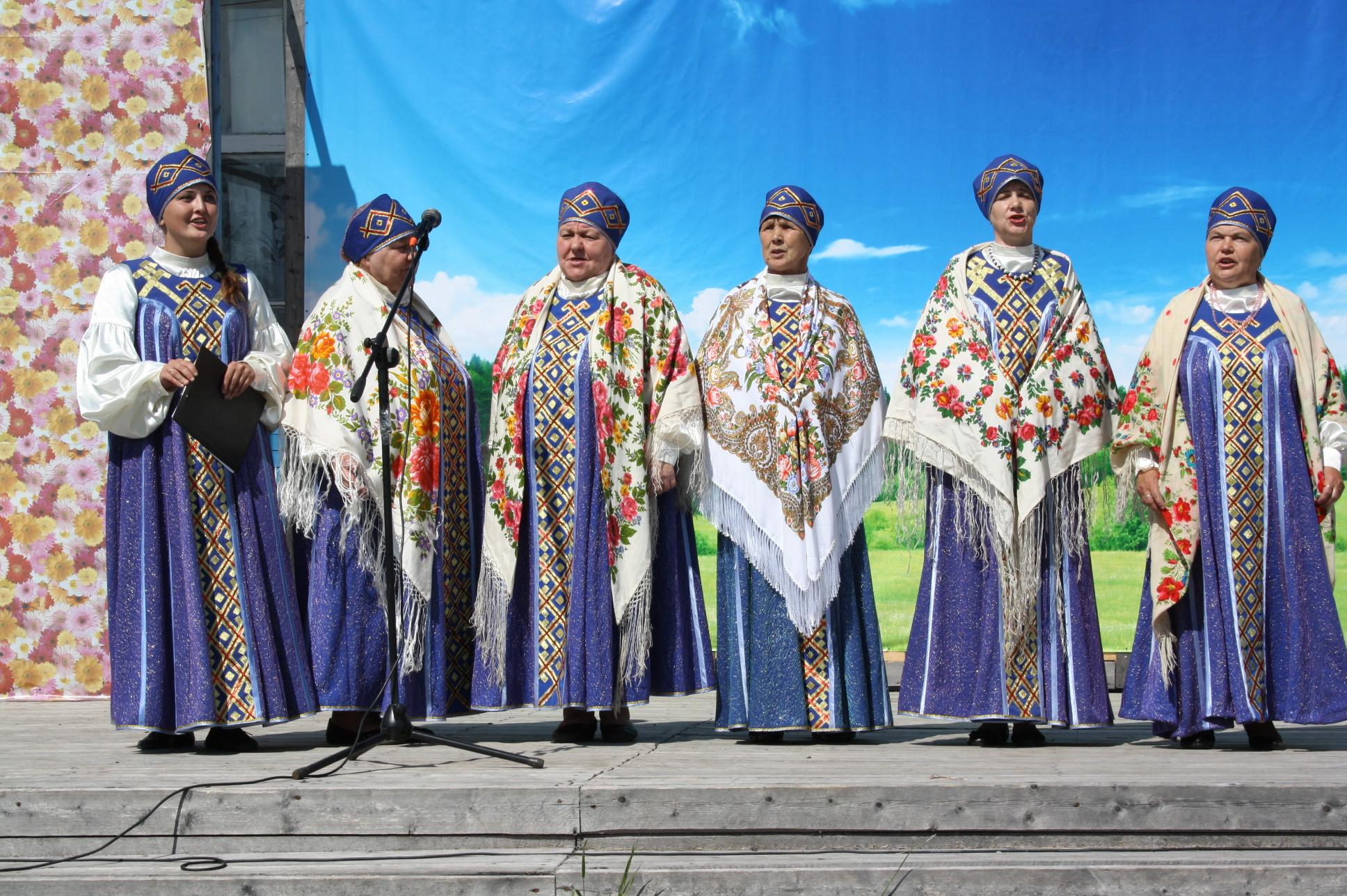 8 июля в с. Большая Пучкома отмечали 410-летний юбилей села
