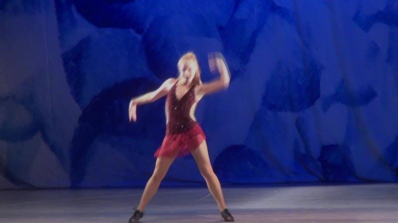 Академия СК Балета. 17.06.18. Прогулка в стиле джаз. Исп. Тырина Ульяна