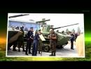 Десантный взвод 2018 Выставочные площадки техники и вооружения ВДВ