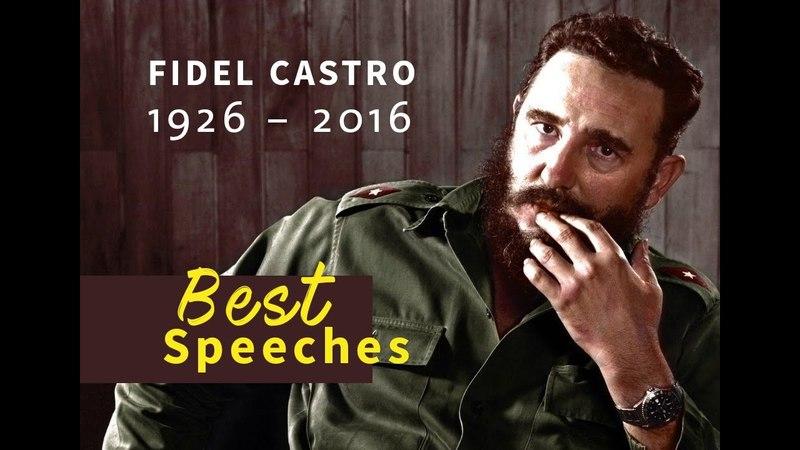 Best speeches of Fidel Castro