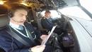 Как и что делают пилоты перед взлетом