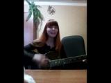 Виктория Столярова(Wikimi)- Пыль в глазах( cover Женя Мильковский)
