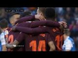 «Депортиво» - «Барселона». Гол Коутиньо