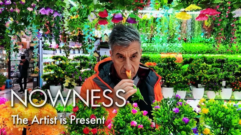 The Artist is Present: Maurizio Cattelan and Gucci