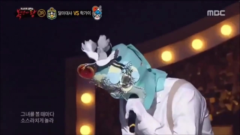 King of masked singer - Hui (PENTAGON).2 ROUND