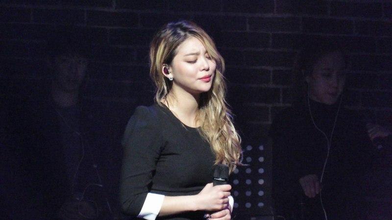 151226 휘성 에일리 콘서트 Wheesung Ailee Concert - 그여자