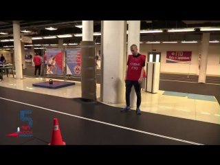X Всероссийский фестиваль студенческого спорта спортивное многоборье