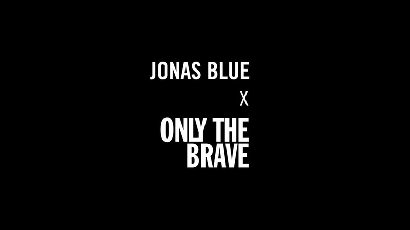 JONAS BLUE – ONLY THE BRAVE FRAGRANCE