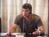 Немцов предсказал в 2008-м