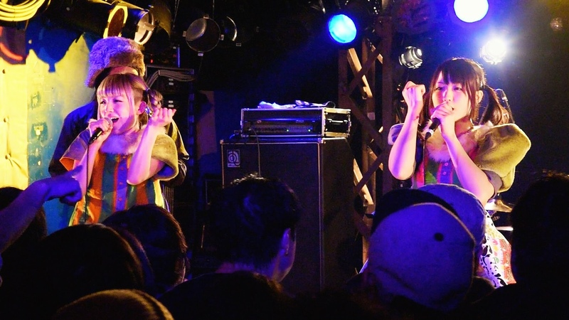 2015.02.10 おやすみホログラム / 夜、走る人(おやホロバンドver.) @新宿LOFT