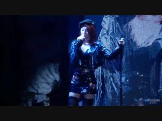 181020.오마이걸(OHMYGIRL) 비니(Binnie) - Moves Like Jagger @가을동화 직캠(Fancam).by.Shaytye
