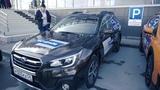 Премьера нового Subaru Legacy и Outback