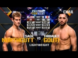 FIGHT NIGHT AUSTIN Sage Northcutt vs Thibault Gouti