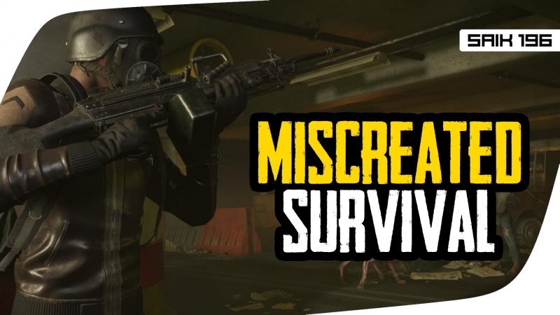 ● MISCREATED ● ⛰ SURVIVAL (выживание) ⛰