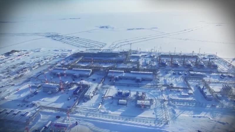 Крупнейшее нефтегазоконденсатное месторождение на полуострове Ямал выходит на новую проектную мощность