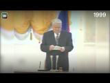 """""""Нарисовал как курица лапой"""". Путин не смог разобрать свои записи (1)"""