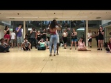 Kizomba Morenasso and Adi Baran at Bachateando 2018