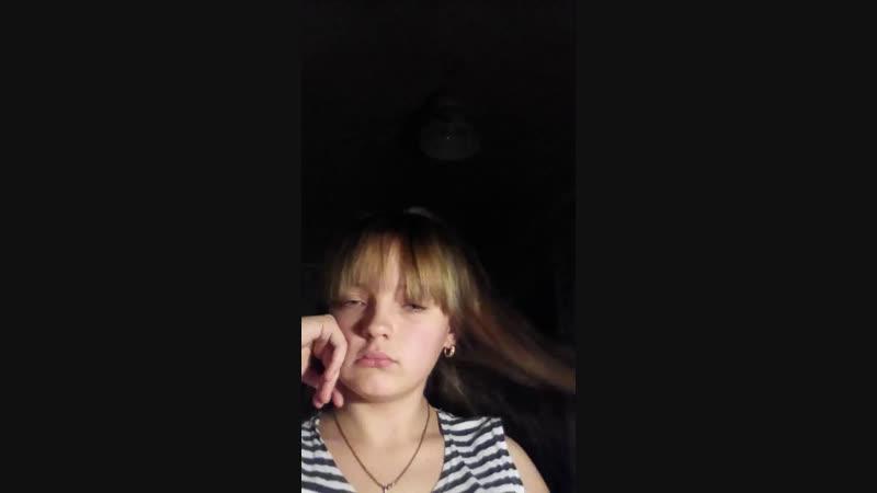 Ангелина Потапова - Live