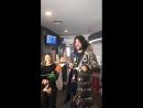 Большое интервью в аэропорту Кишинёв 23.02