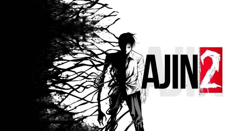 Полулюди (второй сезон) / Ajin 2nd Season [1-13 из 13]