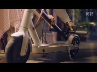Самокат Xiaomi Mijia со скоростью 30 км/ч