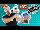 Папа РОБ и Звездные войны сборка корабля LEGO!