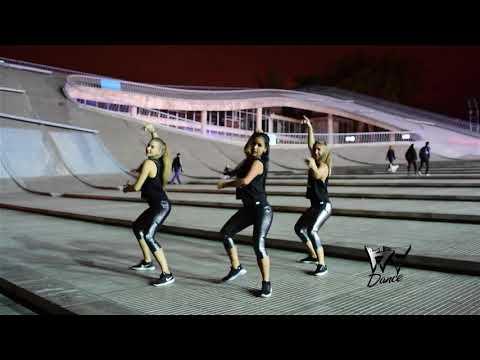1, 2, 3 - Sofía Reyes ft. Jason Derulo, De La Ghetto   KF Dance   Coreografía Zumba®