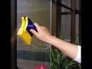 Магнитная щетка - Window Cleaner