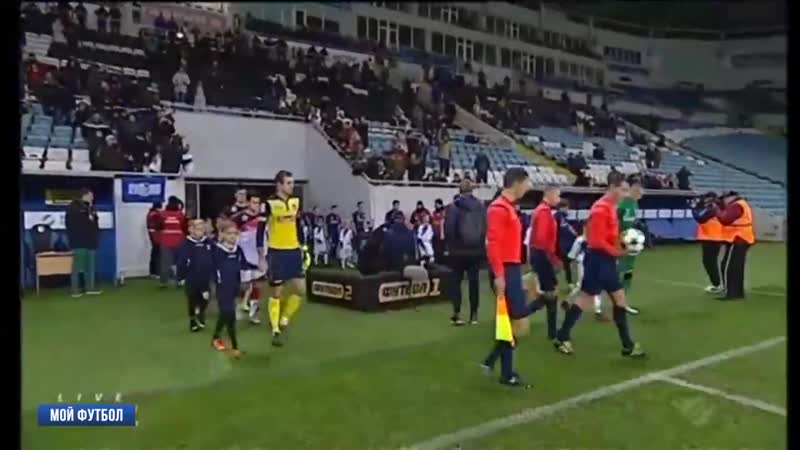 Видео обзор Черноморец 2 -1 Арсенал 25.11.2018