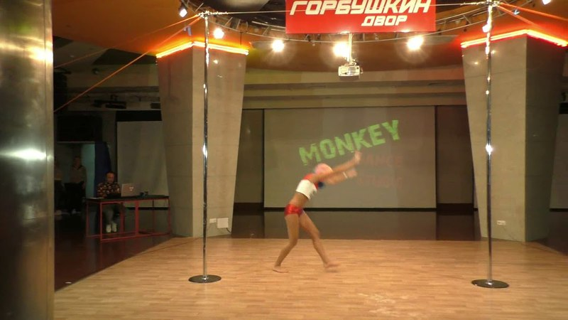 Мария Иванова. Catwalk Dance Fest IX[pole dance, aerial] 1.10.17.