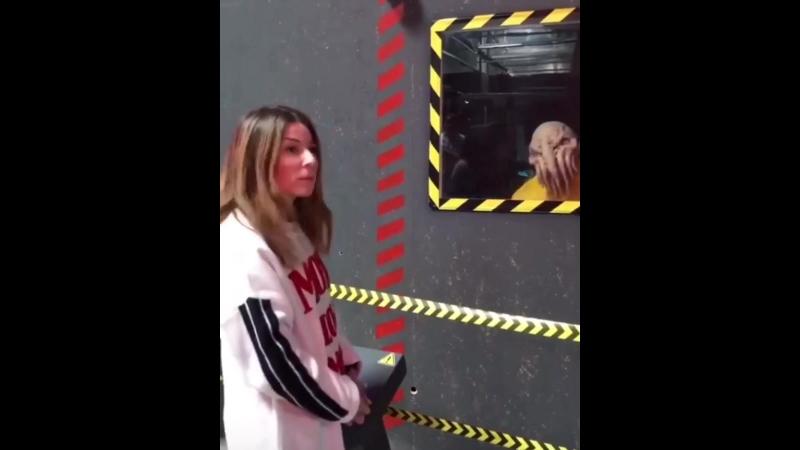 Жанна Бадоева-Орел и решка на выставке инопланетян. Часть 4-Встреча с кракеном