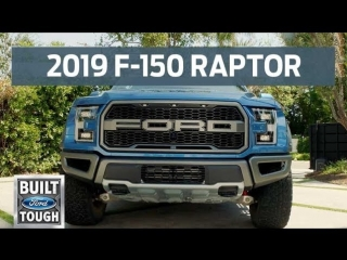 Introducing the 2019 F-150 Raptor | F-150 | Ford