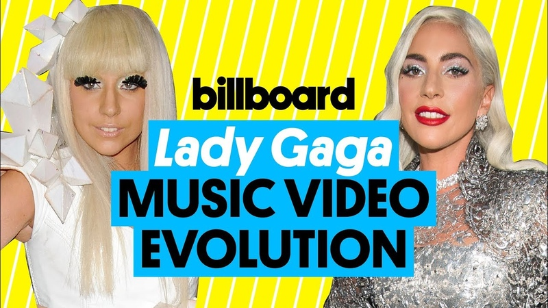 Lady Gaga Music Video Evolution: 'Just Dance' to 'Shallow' | Billboard